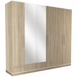 Dormitor Dante - Dulap 6 uși