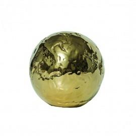 Bilă ceramică bronz