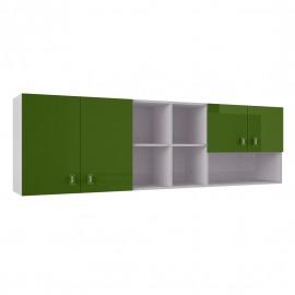 Sistem Pinochio - corp suspendat 4 uși verde